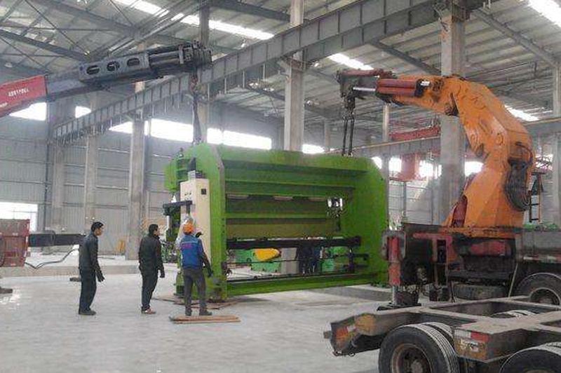 上海工厂搬家